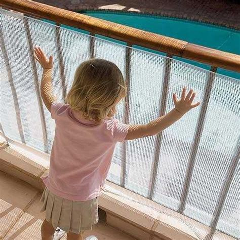 Wooden Banister Rails Tips For Childproofing Your Balcony