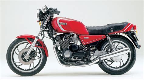 Total Motorcycle   1982 Yamaha XJ 650 R Seca, Maxim, 1980 1986