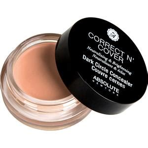 Make Up Absolute New York teint circle concealer absolute new york