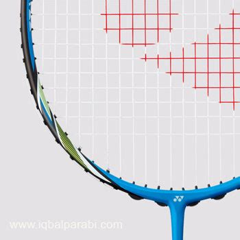 Jenis Raket Badminton raket badminton ragam raket badminton yonex iqbal parabi