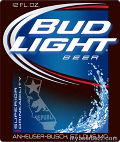 Bud Light Label by Bud Light Celebrates California Mybeerbuzz