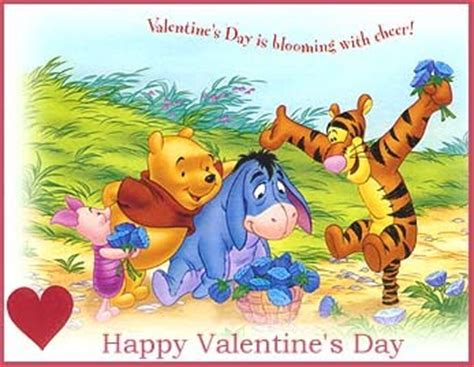 winnie the pooh valentines day cards pooh cards
