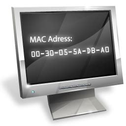 Mac Address Lookup Software Image Gallery Mac Address Icon