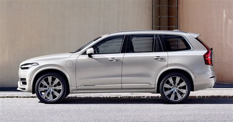 Volvo Xc90 Facelift 2020 by 2020 Volvo Xc90 Facelift Gets Kers Technology 420 Ps T8