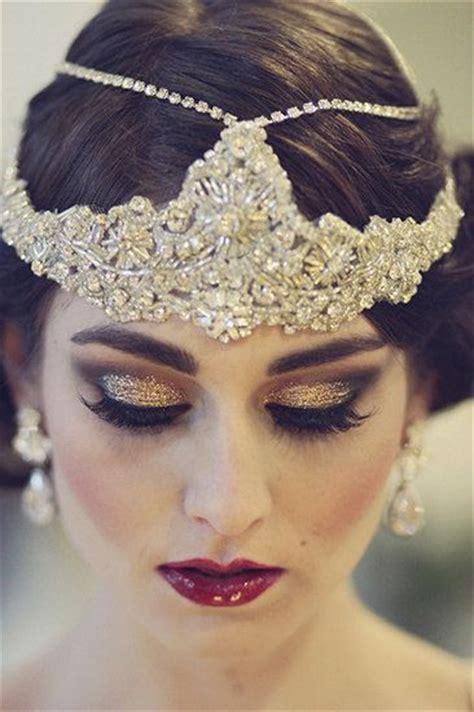 great gatsby 1920s inspired makeup the 25 best ideas about 1920s makeup on
