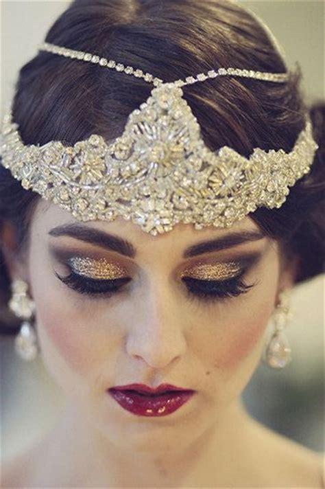 Modern 1920 S Makeup Look Tutorial - Mugeek Vidalondon Modern Flapper Hair