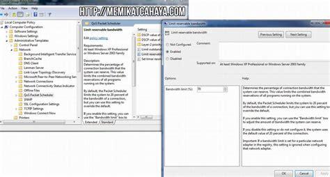 Router Pembagi Bandwidth Cara Membagi Bandwidth Tanpa Software Tips Trik