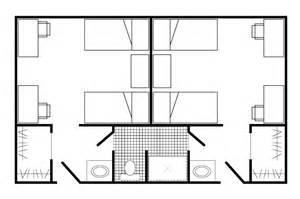 Manzanita Hall Asu Floor Plan by Asu Palo Verde West Arizona State University