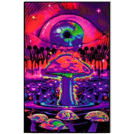 ripple blacklight poster walmart