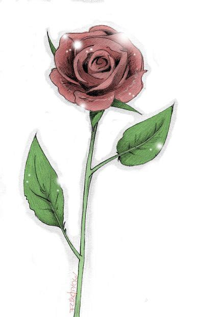 rose stem tattoos 1000 ideas about single tattoos on
