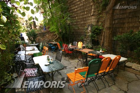 the backyard cafe kunsthaus wien vienna 306661 emporis