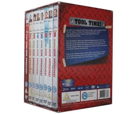 home improvement complete series uk region dvd wholesale