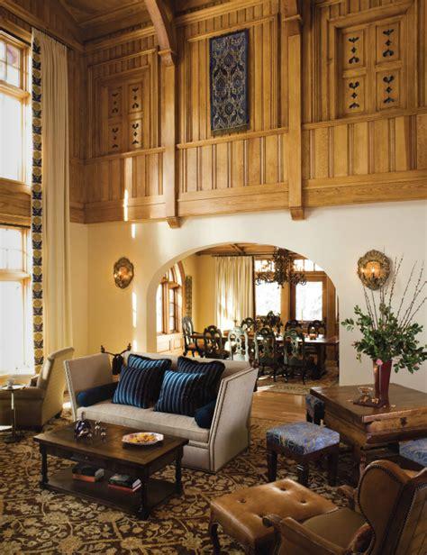 Austrian Interior Design by Interior Designer Kathy Best S Tyrolean Ski House