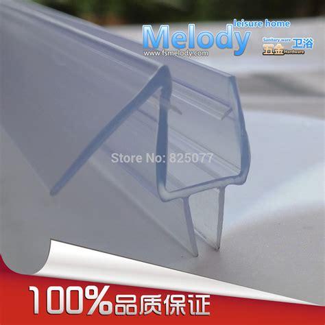 Bath Shower Seal popular glass shower door seal strip buy cheap glass