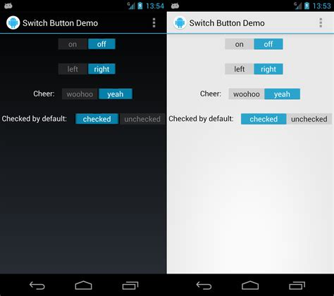 use android 4 0 styled toggle button stack overflow
