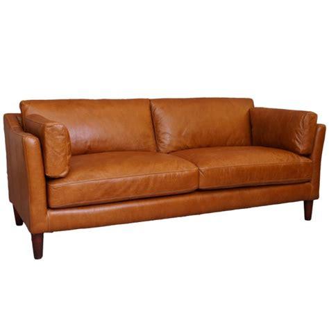 beistellhocker sofa cocktailsofa manitoba 3 sitzer vintage leder