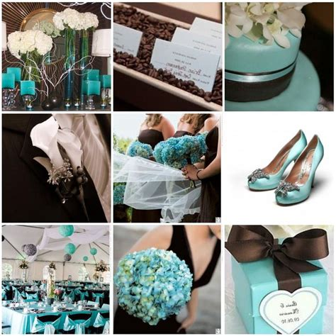 1000 images about wedding blue chocolate brown on chocolate brown wedding