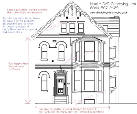using autocad to draw house plans plan the uk construction blog