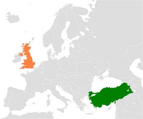 Finder United Kingdom Birleşik Krallık T 252 Rkiye Ilişkileri Wikiwand