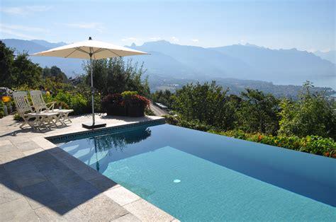 piscine a d bordement 3885 piscine a piscine interrate monate piscine piscine d