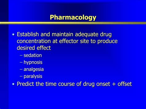 Ppt Clinical Use Of Dexmedetomidine Powerpoint Presentation Id 161146 Pharmacology Ppt Presentation