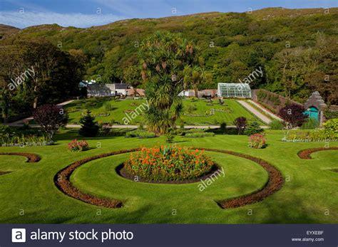 walled gardens ireland walled garden kylemore connemara county