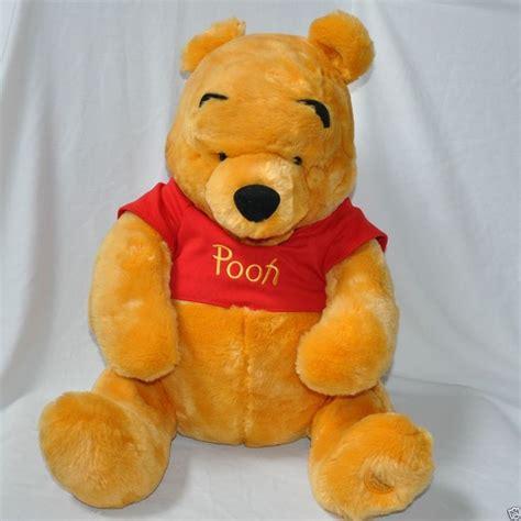 Exclusive Boneka Winnie The Pooh Jumbo disney store exclusive winnie the pooh plush large sits 17 inches stu