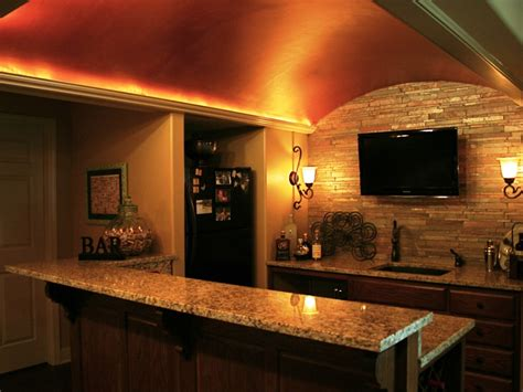 8 awesome basements we wouldn t mind hang out in all awesome bar interior design ideas