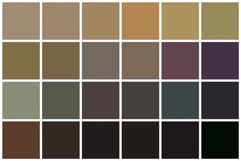 farrow paint mid tone neutral colors and darks flickr