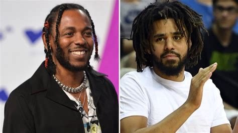 what is jcoles hairstyle called kendrick lamar and j cole just teased their new song it