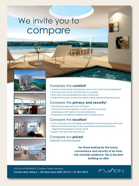 Apartment Newspaper Ads Print Tv Advertising Hipfish Creative Agency