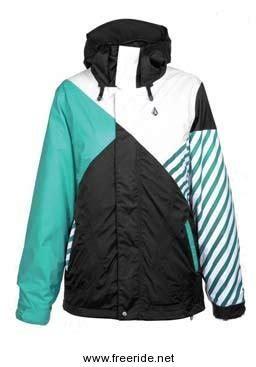 Jacket Volcom 21 Original 1 volcom zeez jacket 2011 freeride
