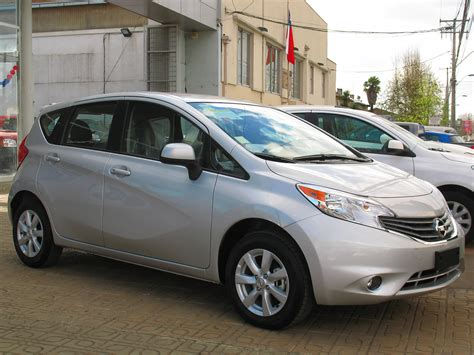 nissan note 2012 2012 nissan note ii pictures information and specs