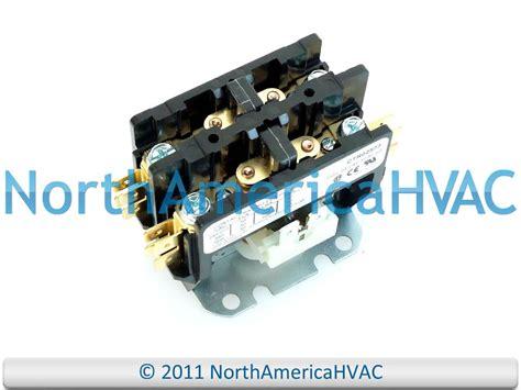 trane american standard 24v condenser contactor relay 2