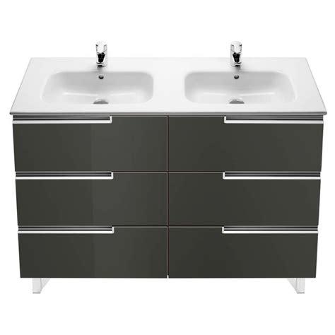 roca bathroom vanity units roca n 3 drawer vanity unit uk bathrooms