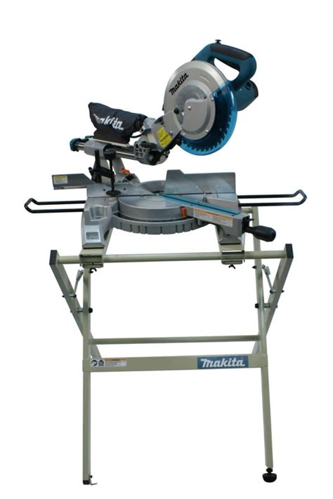 makita table saw with stand makita 10 inch sliding compound miter saw with stand the