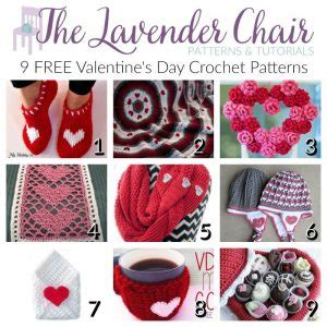 free s day crochet patterns the lavender chair