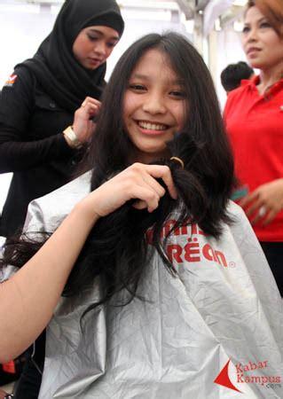 Alat Cukur Rambut Laki Laki ribuan orang potong rambut untuk bantu anak anak penderita