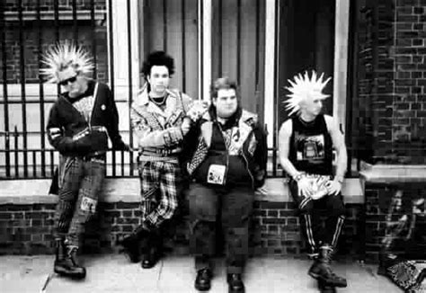 history of the punk subculture wikipedia the free subculture and the uncanny marissa slc