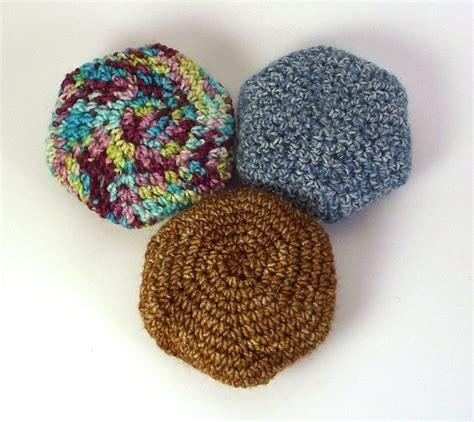 hexagon knitting pattern free crochet hexagon puff pattern by candice boylan