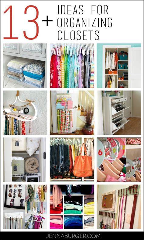 closet organization tips and tricks great ideas for home 13 organizational ideas for closets tips tricks to
