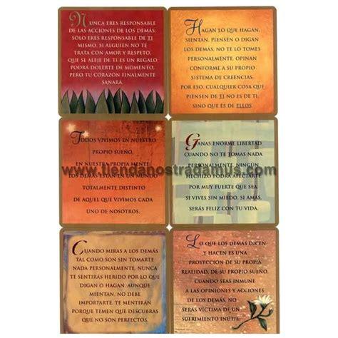 Resumen 4 Acuerdos by Los Cuatro Acuerdos Lo Cryptorich