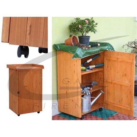 mobili da giardino armadietto da giardino