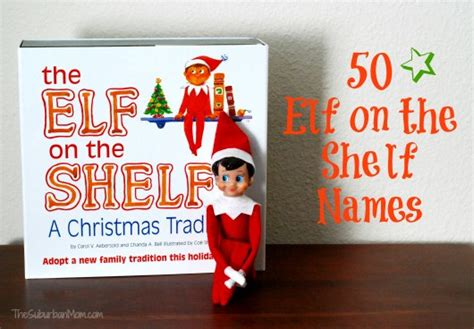 Most Popular On The Shelf Names by How To Name Your On The Shelf 50 Ideas Thesuburbanmom