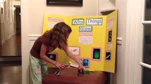 Peyton s first grade science fair project glowing water youtube
