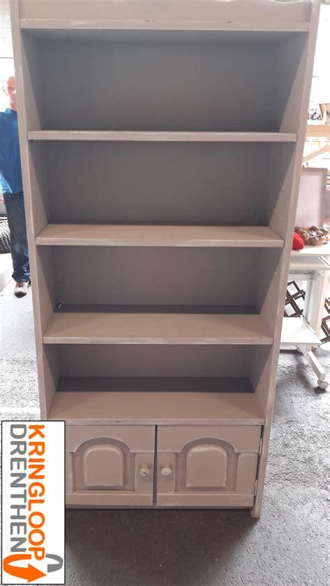 boekenkast wit grijs te koop boekenkast grijs andrenine boekenkast grijs wit