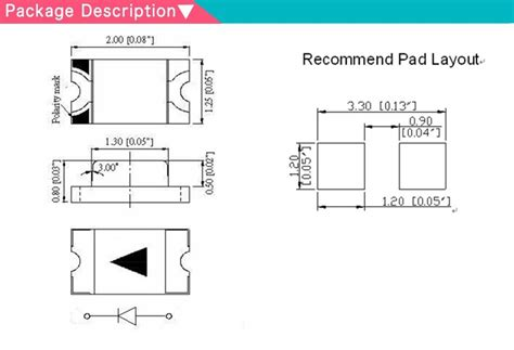 diode technical specification smd led 0805 datasheet 0805 smd led diode buy 0805 smd led diode smd 0805 led 0805 led smd