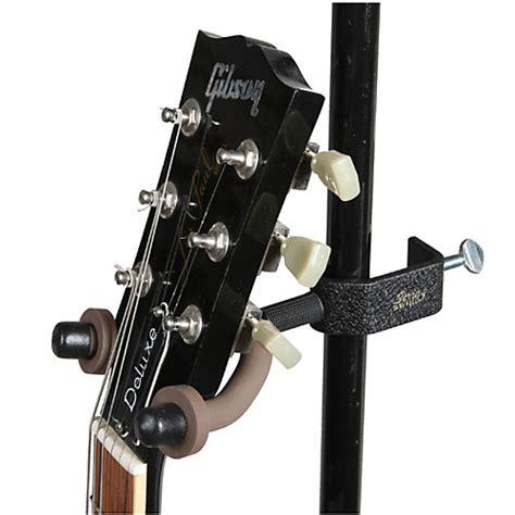 swing string guitar hanger string swing mic stand guitar hanger musician s friend
