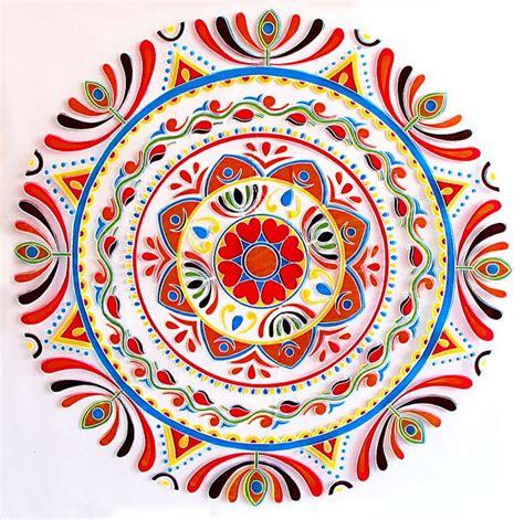 25  best ideas about Rangoli patterns on Pinterest