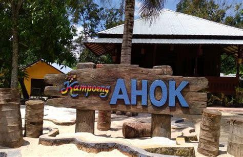 ahok christmas paket rental mobil untuk tour ke belitung timur sewa